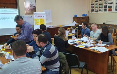 The training service of the FCC has certified internal trainers of enterprises on the basis of the company