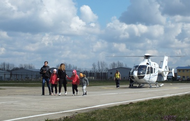 Open Day at PANH Helicopters